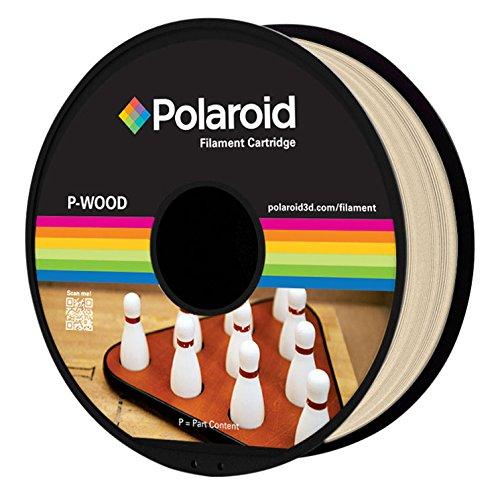 Polaroid PL-8503-00 material de impresión impresión impresión 3d Wood fiber Neutral 500 g - Materiales de impresión 3D (Wood fiber, Neutral, Universal, 500 g, 1.75 mm, 1 pc(s)) 1ef530