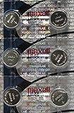 6 Pack MAXELL AG13 LR44 A76 357 Alkaline Button Cell Batteries 1.5 Volt Alkaline