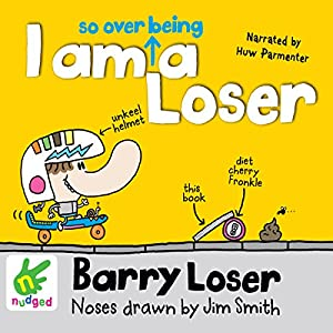 Barry Loser: I Am So Over Being a Loser Audiobook
