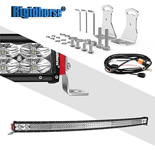 52 led light bar - 8