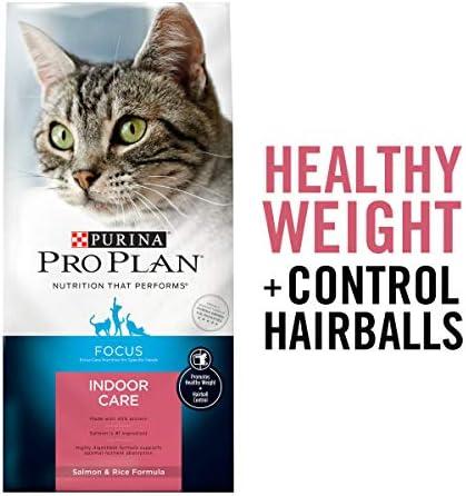 Purina Pro Plan Indoor Care Adult Dry Cat Food & Wet Cat Food