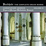 Buxtehude: Complete Organ Works Vol.5