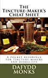 The Tincture-Maker's Cheat Sheet: A pocket reference for tincture-makers and herbalists