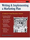 img - for Writing & Implementing a Marketing Plan: A Guide for Small Business Owners (Crisp Fifty-Minute Series) book / textbook / text book