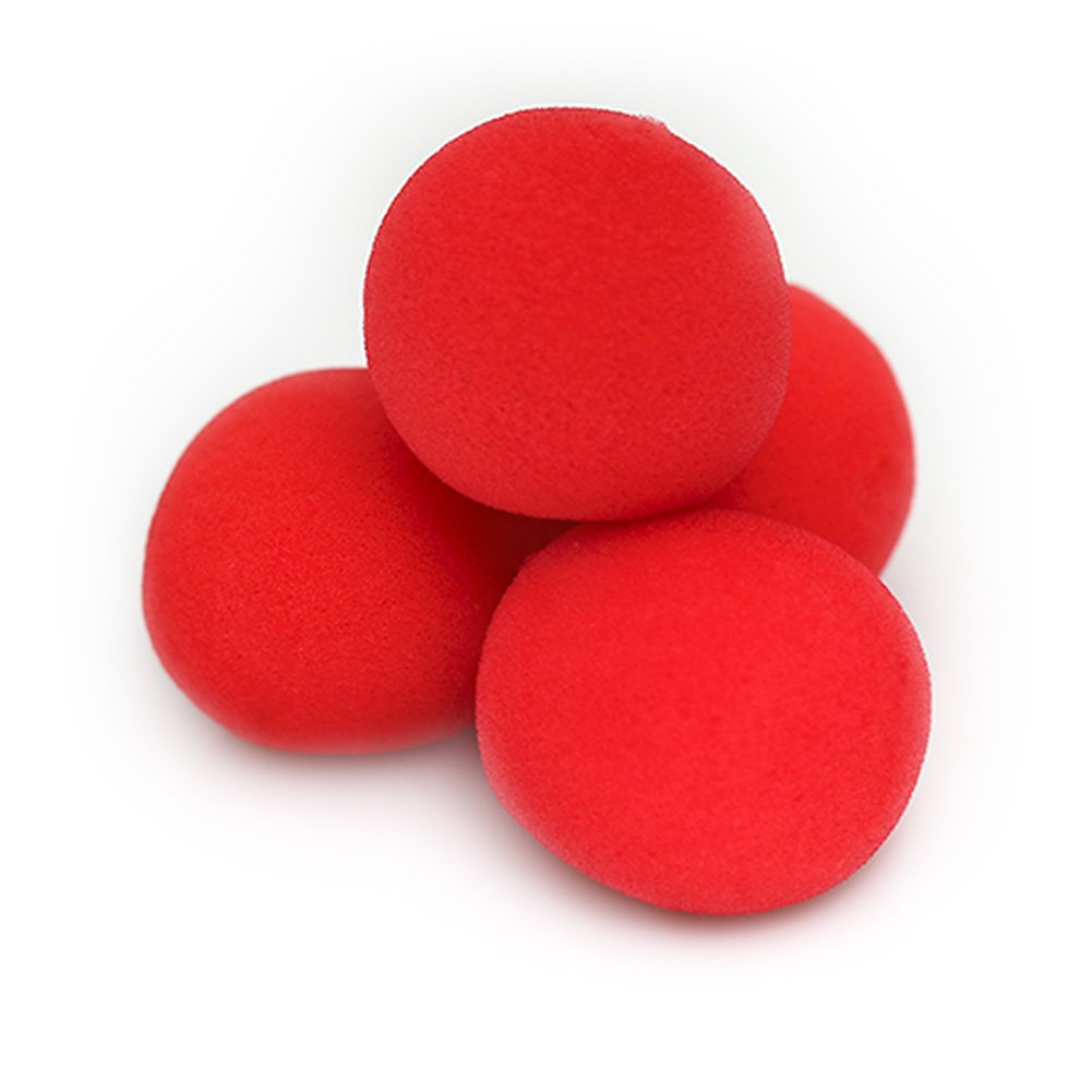 30 Tricks With Sponge Balls Magic Sponge Balls Included Magic Makers 6433
