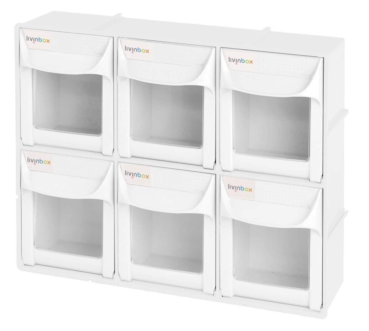 Amazon.com: livinbox FO-306 - Sistema de cubo de basura con ...