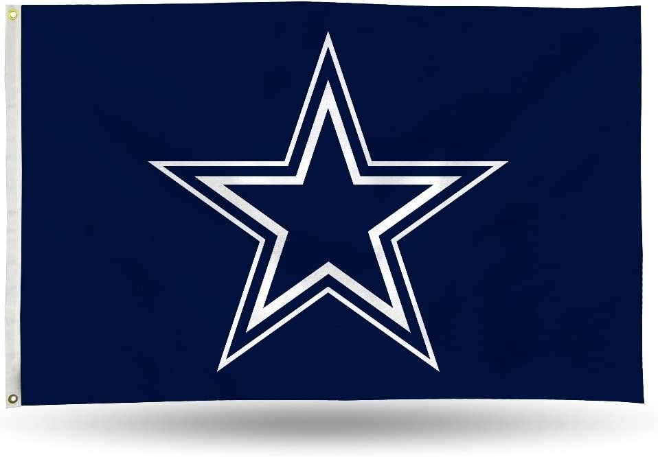 Rico Industries-Tag Express Dallas Cowboys 3 x 5 Flag