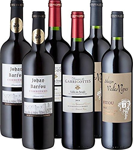 Wein Probierpaket Medaillen-Abräumer aus Südfrankreich (6 x 0.75 l)