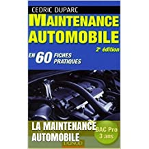La Maintenance Automobile (French Edition)