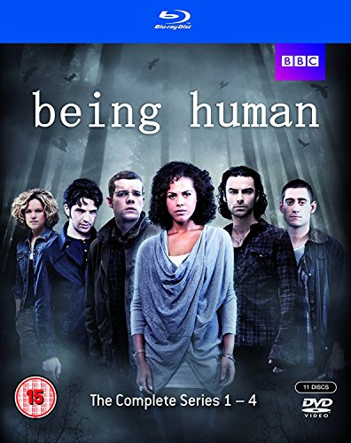 Being Human (Complete Series 1-4) - 11-Disc Box Set ( Being Human - Complete Series One to Four ) ( Being Human - Complete Series 1-4 ) [ Blu-Ray, Reg.A/B/C Import - United Kingdom ]