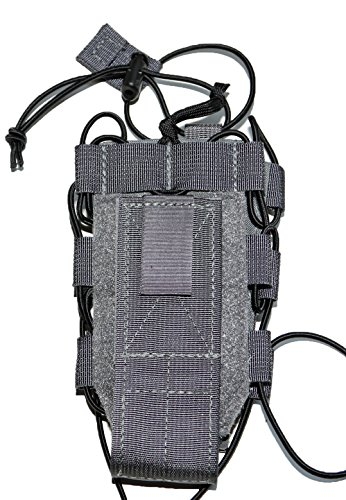 MSM Tactical Bottle Corset (Wolf Gray) by MilSpec Monkey