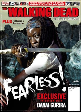 The Walking Dead The Official Magazine Issue # - 2015 Walking Dead Calendar