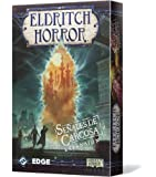 Edge Entertainment - Señales de Carcosa: eldritch horror, juego de mesa (EDGEH06)