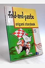 Fold and Paste Origami Book Hardcover