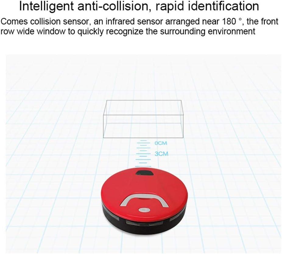 Robot De Balayage Multifonction, Machine De Balayage Intelligente Entièrement Automatique Identifiant Rapidement Son Propre Capteur Anti-Collision Adapté Aux Familles Green
