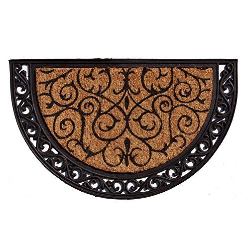 (Calloway Mills 100102436 Ornate Scroll Doormat, 24