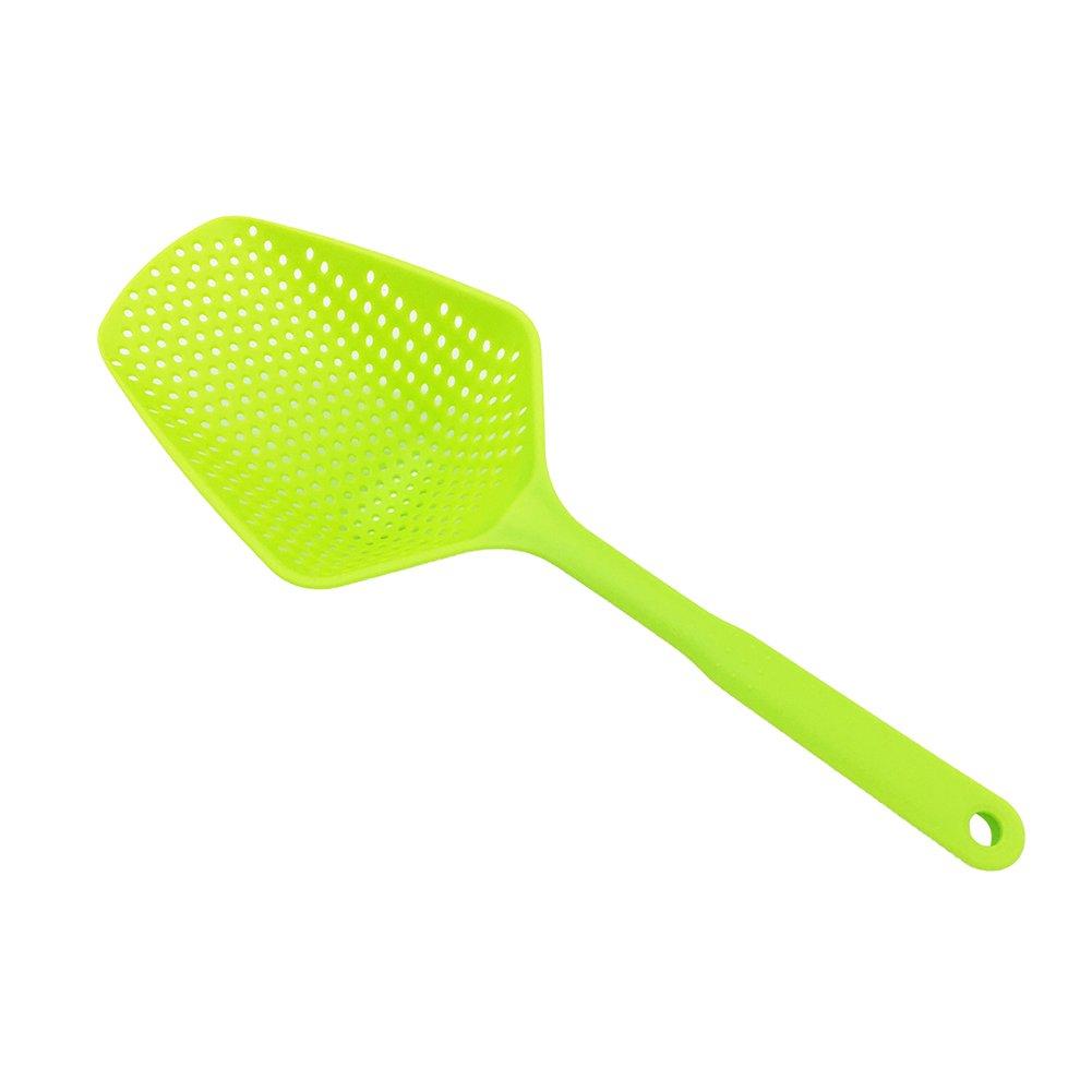 nikgic herramientas de cocina Pot Cuchara Scoop herramienta de cocinado azul 34.5*13cm