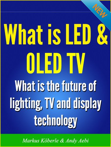 What is LED and OLED TV?