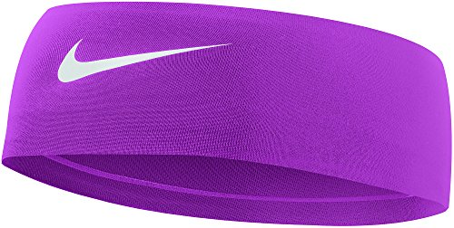 Women's Nike Fury Headband 2.0 Hyper Magenta/White Size One Size by Nike (Image #1)