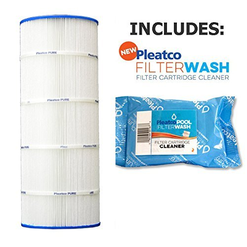 Pleatco Cartridge Filter PXST150 150 sq ft Hayward X-Stream CC1500 w/ 1x Filter Wash ()