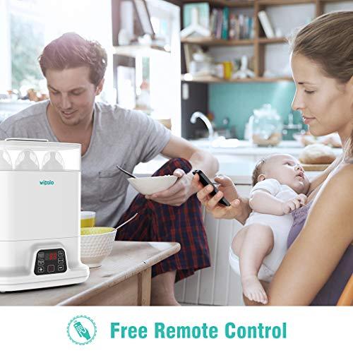 Amazon.com: Esterilizador de botella y secador para bebé ...