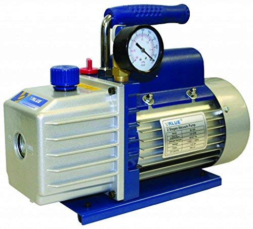 Walter Products P30001 2 Stage Lab Vacuum Pump, 115V/60 for sale  Delivered anywhere in USA