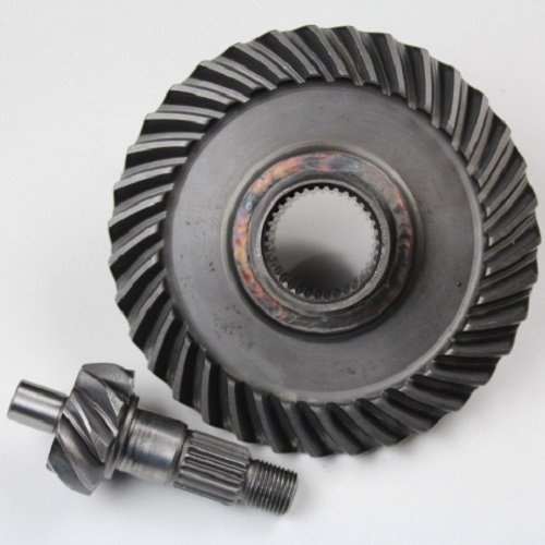 NICHE Rear Differential Ring And Pinion Gear for Honda Fourtrax TRX300 2x4 1988-2000 Niche Industries