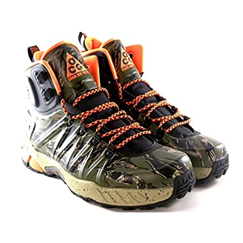 100% authentic efaf5 a8270 50%OFF Men s Nike ACG Zoom Meriwether Posite Trail Boots. Size 7.5. BLACK