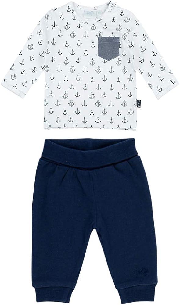 Feetje Baby-Jungen Zweiteiliger Sweat-Anzug Mr.Good Looks