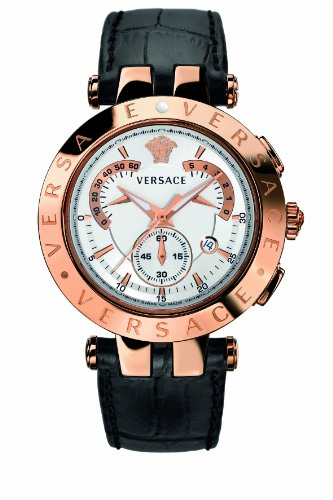 Versace-Mens-23C80D002-S009-V-Race-Rose-Gold-Plated-Watch-with-Black-Leather-Band