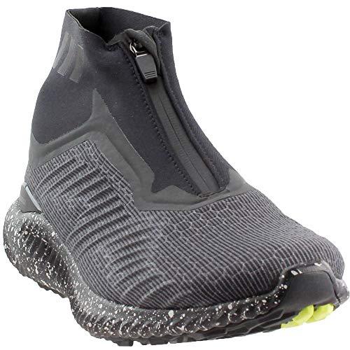 adidas Men's Alphabounce 5/8 m, Utility Black/White, 8.5 Med