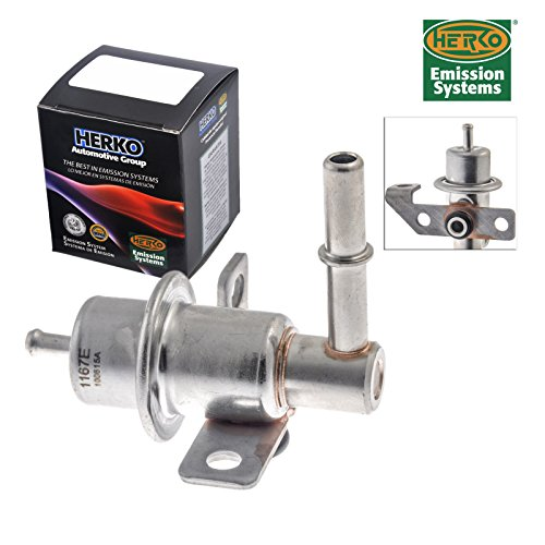 AD Auto Parts New Fuel Pressure Regulator Herko PR4062 for Ford 2000-2005 ()