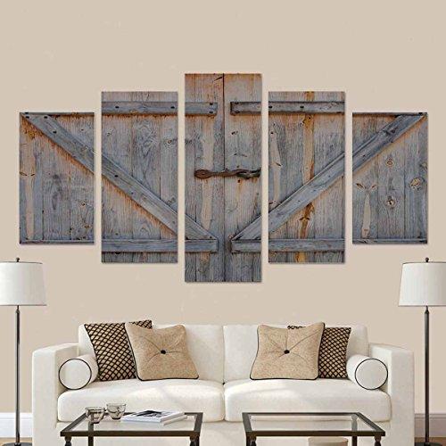 Barn Door Wall Art   4