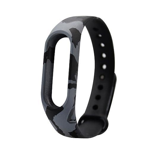Manadlian Nueva Correa de banda moda Correa de reloj inteligente Para Xiaomi MI Band