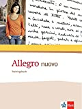 Allegro nuovo A1: Trainingsbuch