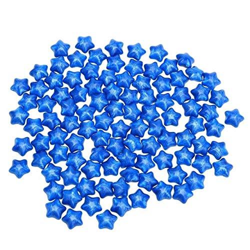 Laz-Tipa - 100pcs/Bag Pentacle Wax Seal Bead Documents Sealing Wax Beads DIY Scrapbooking Wedding Invitation Cards Decoration