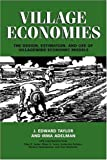 img - for Village Economies: The Design, Estimation, and Use of Villagewide Economic Models by J. Edward Taylor (2006-12-18) book / textbook / text book