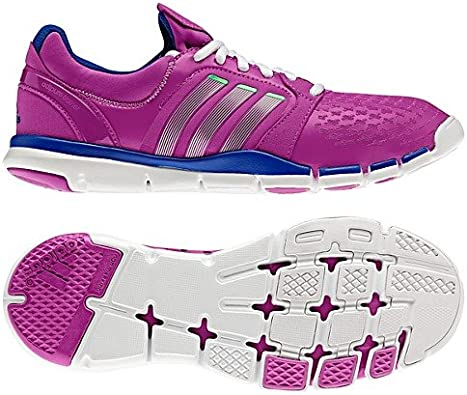 Amazon.com   adidas New Adipure Trainer 360 Pink Ladies 9   Shoes