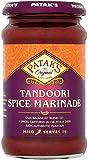 Pataks Tandoori Curry Paste 312 g (Pack of 6)