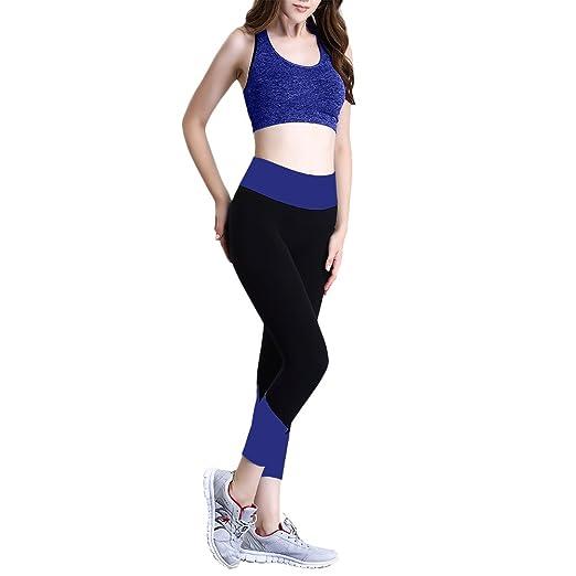 Damen Leggings Active Leggings Elastizität Fitness Anzüge für Yoga, Laufen  und andere Aktivitäten, Juleya
