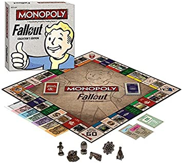 Monopoly: Fallout Collectors Edition - Exclusive by Monopoly ...