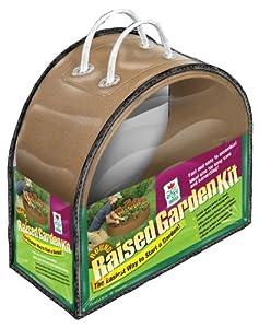Easy Gardener Round Raised Garden Kit