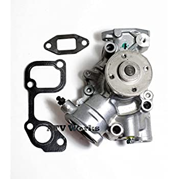 Amazon com: KAWASAKI MULE (KAF620) REPLACEMENT WATER PUMP W/GASKETS