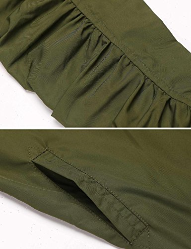 Olive Giacca Giacca Green Donna Olive Green Donna Meaneor Donna Meaneor Meaneor Olive Green Giacca YUFvq7O