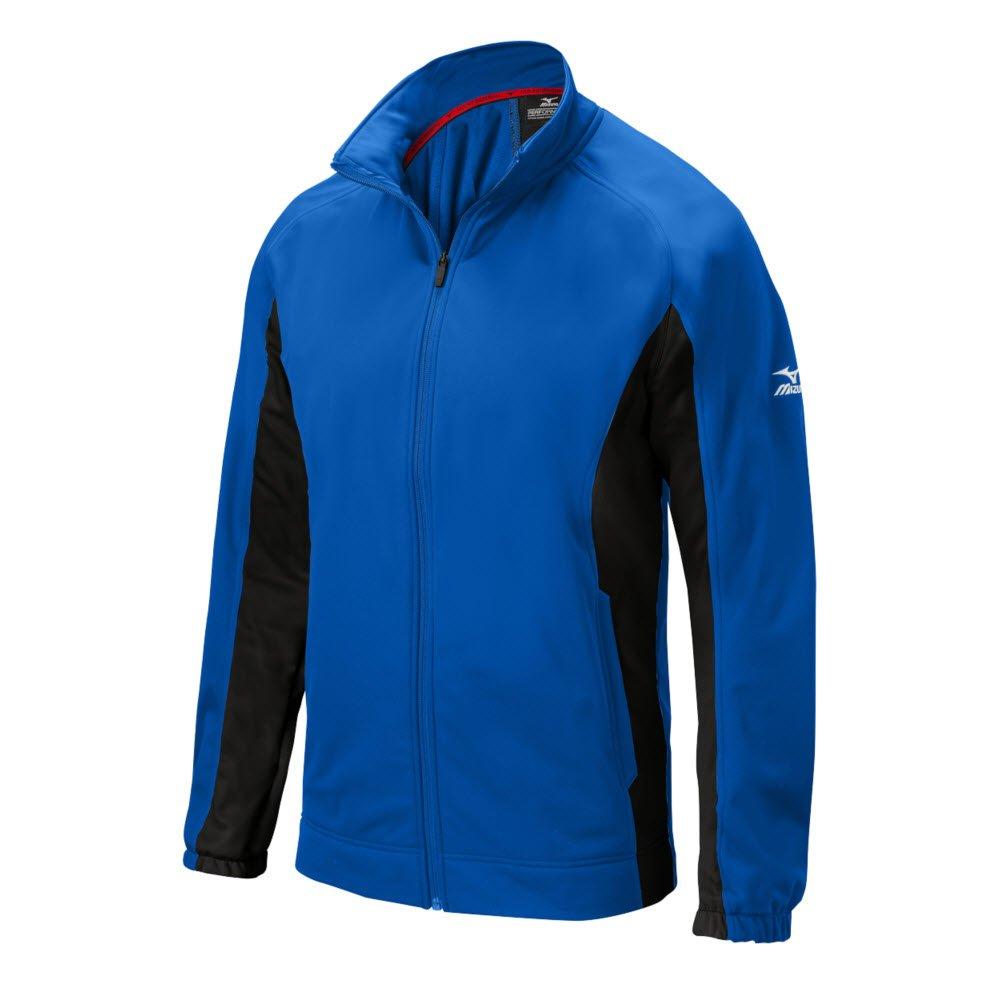 Mizuno 350554.5290.04.S Pro Thermal Jacket S Royal-Black
