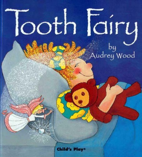 Maison Chic Tooth Fairy Plush Pillow w/ Tooth Fairy Book Set (Tooth Fairy Princess Tessa Audrey Wood) by Tooth Fairy Fun (Image #2)