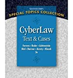 img - for [ [ [ Cyberlaw: Text and Cases [ CYBERLAW: TEXT AND CASES ] By Ferrera, Gerald R ( Author )Jan-01-2011 Paperback book / textbook / text book