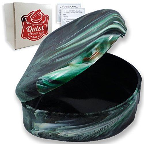 QUIST (TM) Orthodontic Retainer Case (Camo)