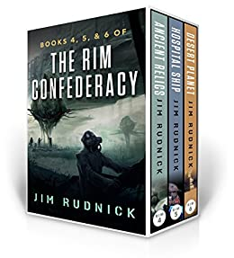 The RIM Confederacy Series: BoxSet Two: BOOKS 4, 5 & 6 of the RIM Confederacy Series by [Rudnick, Jim]