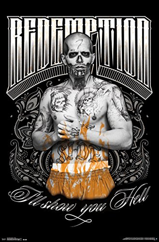Suicide Squad- Diablo Will You Hell Poster 22 x -